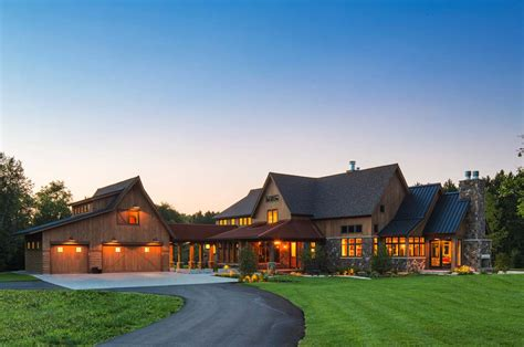 farmhouse or farm house visually inspiring rustic farmhouse in the minnesota