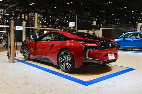 2017 Chicago Auto Show The New Bmw I8 Protonic