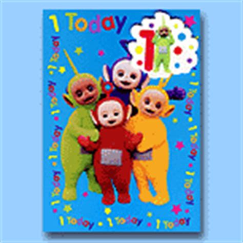 teletubbies cards tubbies birthday cards reviews