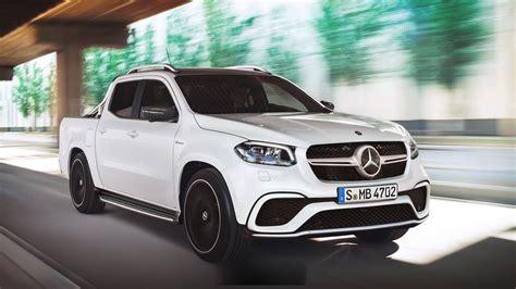 Mercedes X Class Truck Price by Mercedes 2019 2020 Mercedes Truck