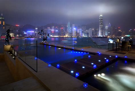 hongkong pools the most outrageous hotel suites in the world