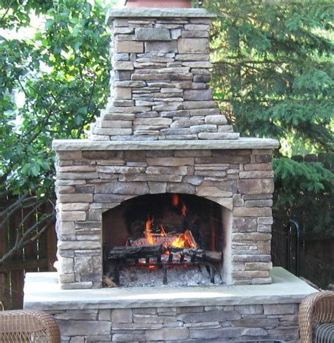patio fireplace kits 25 best ideas about outdoor fireplaces on