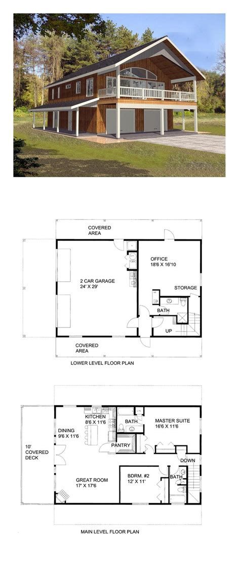 3 car garage with apartment floor plans best 25 garage house ideas on garage house