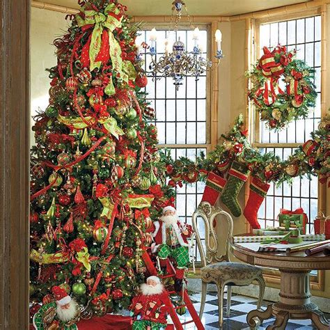 frontgate decorated trees 36 best images about tree decorating on