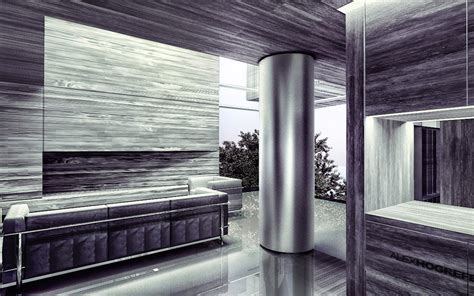 stainless steel render brushed stainless steel tutorial visualizing architecture