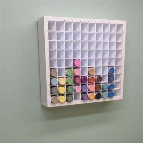 acrylic paint storage ideas 25 best ideas about acrylic paint storage on