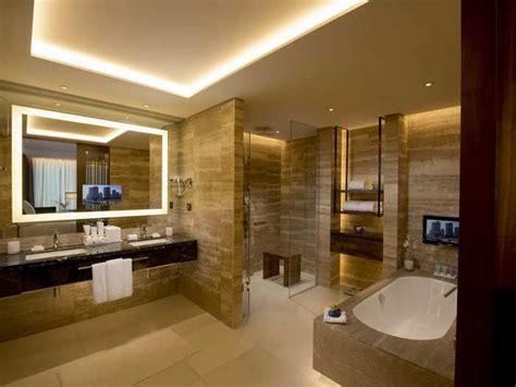 Luxury Spa Bathrooms by Luxury Hotel Bathroom Ideas
