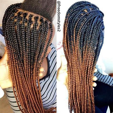 micro braids ombre hair best 25 african american braids ideas on pinterest