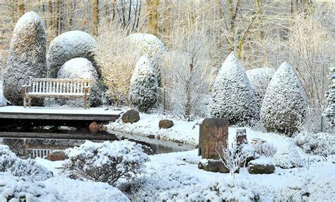 Der Garten Im Winter by 8 Tipps F 252 R Den Garten Im Winter Gartana