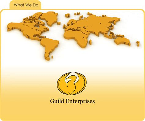 what do do guild enterprises product management importing and