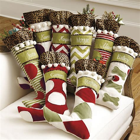 Ballard Designs Stockings personalized christmas stockings ballard designs