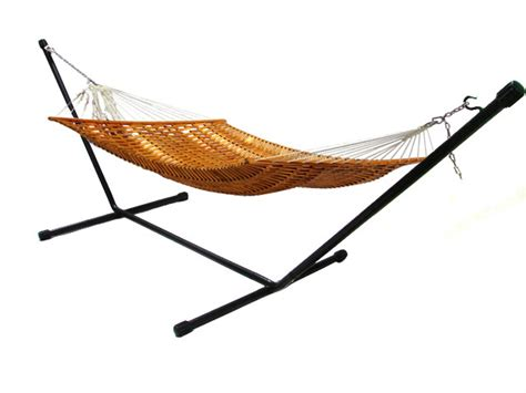 outdoor hammock with stand heavy duty steel hammock stand tri beam outdoor yard patio swing with carry bag