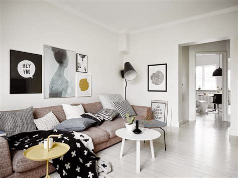 scandinavian home my scandinavian home a cool black and white swedish home
