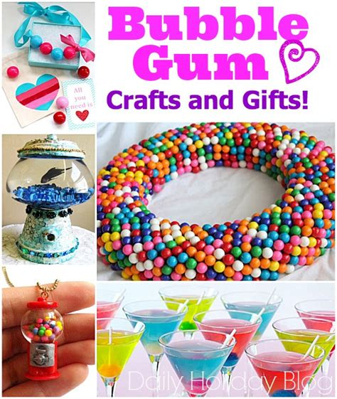 Gum Day Craft And Gift Ideas