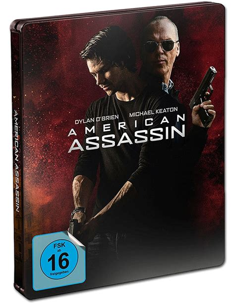 se filmer american assassin american assassin steelbook edition blu ray blu ray