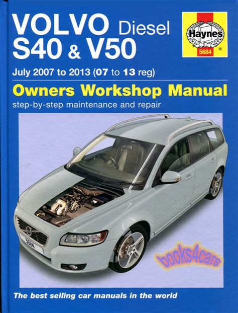 car repair manuals online pdf 2003 volvo v40 user handbook shop manual s40 v50 service repair volvo haynes book chilton ebay