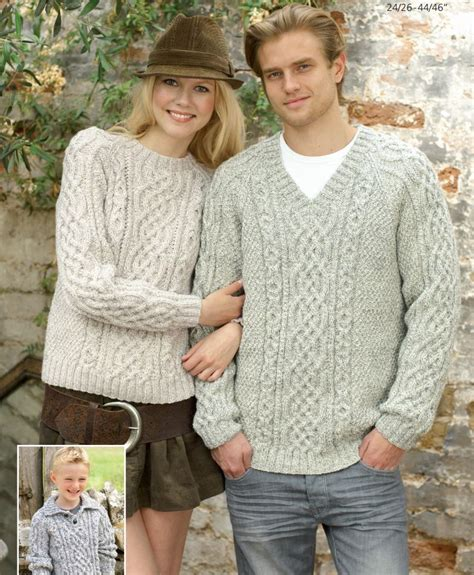 free knitting patterns for mens aran sweaters top 5 free aran jumper knitting patterns for