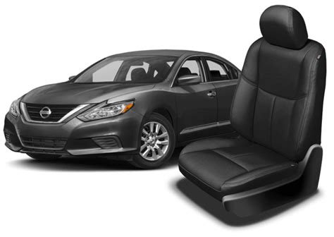 Seat Covers For Nissan Altima by Nissan Altima Leather Seats Interiors Seat Covers