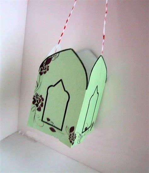 ramadan crafts for ramadan lantern craft ideas for family net