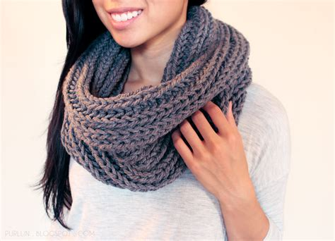 infinity scarf knitting pattern purllin textured november infinity scarf free pattern