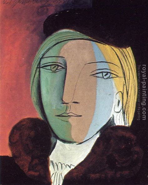 picasso paintings of therese portrait of therese ii by pablo picasso