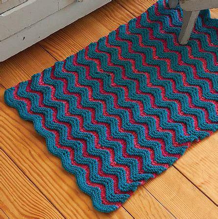 knitting rugs free patterns rug knitting patterns in the loop knitting