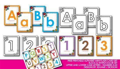 how to make printable flash cards honeybops free printable alphabet mini flash card set
