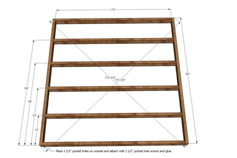 king bed frame with drawers plans king platform bed plans bed frame with