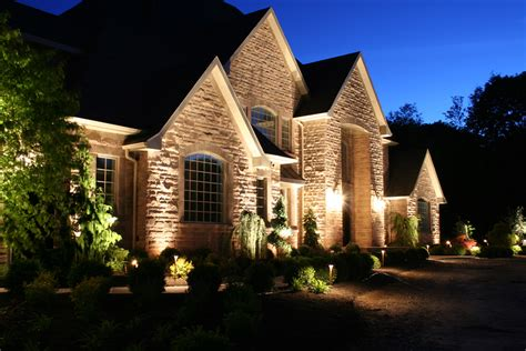 preferred properties landscaping masonry outdoor lighting landscape lighting exterior lighting