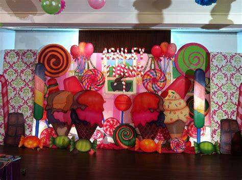 candyland decorations ideas las 25 mejores ideas sobre decoraciones de land en
