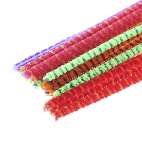 pipe cleaners bright striped pipe cleaners pipe cleaners crafts