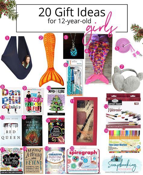 12 year gifts ellabella designs 20 gift ideas for 12 year tween