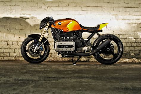 Modified Bmw K100 by The K100 Project Don T Call It A Cafe Racer Custom