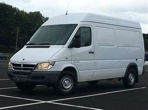 2006 Dodge Sprinter by 2006 Dodge Sprinter Cargo For Sale Carsforsale
