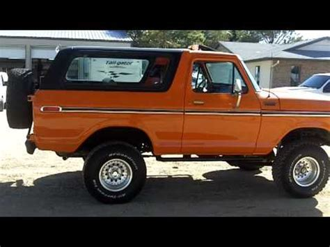 79 Ford Bronco by 79 Ford Bronco
