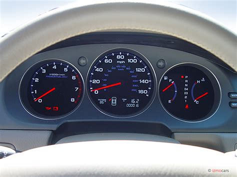 automotive repair manual 1997 acura tl instrument cluster image 2004 acura rl 4 door sedan w navigation system instrument cluster size 640 x 480 type