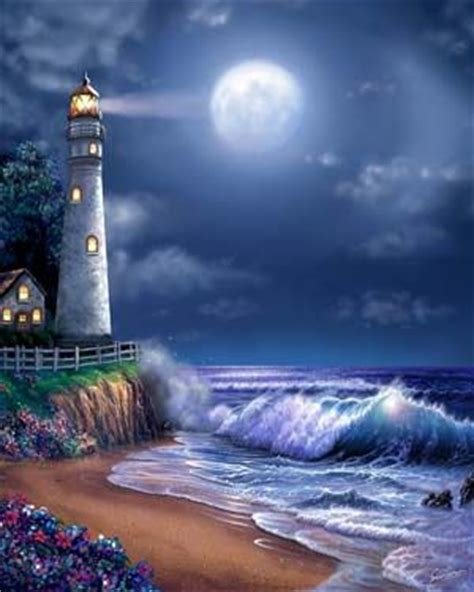 bob ross painting poster best 25 lighthouse painting ideas on