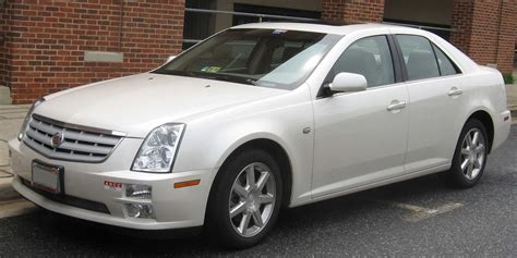 2007 Cadillac Sts 4 by Cadillac Sts