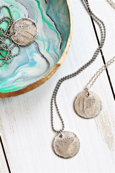 how to make silver jewelry at home make real silver jewelry with metal clay a beautiful mess