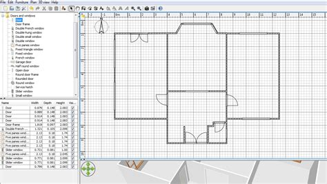 free floor plan software reviews free floor plan software sweethome3d review