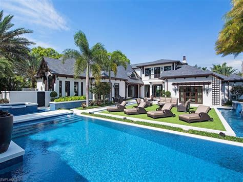 luxury homes in naples fl naples two story residential house with magnificent