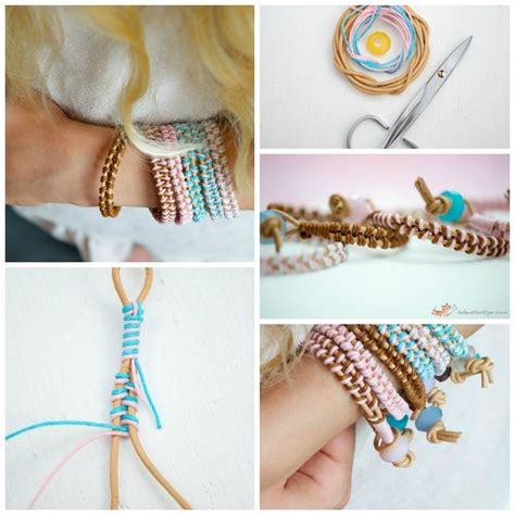 how to make easy jewelry fast and easy ways to do a fashionable bracelets all for