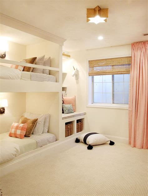 bunk beds for rooms best 10 small shared bedroom ideas on shared
