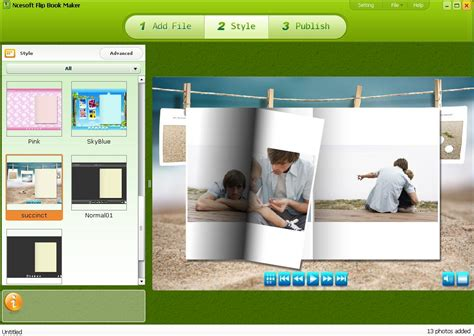 picture book maker flip book maker trial for free 69 95 to buy
