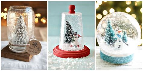 snow globe melbourne 13 diy snowglobes that will get you excited for