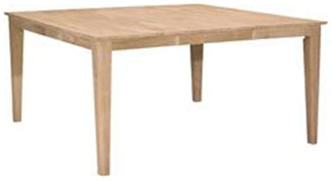 parawood 30 inch high shaker table legs bare woods