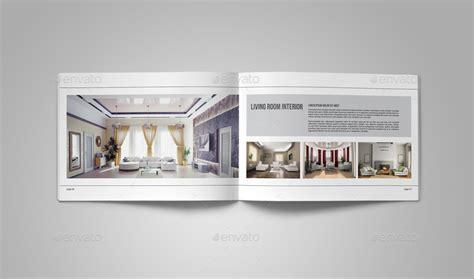 interior design portfolio templates portfolio brochure template on behance