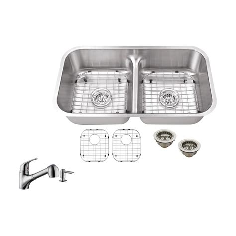 the kitchen sink company ipt sink company undermount 33 in 18 stainless