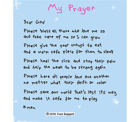 custom prayer my prayer matted personalized print by fran