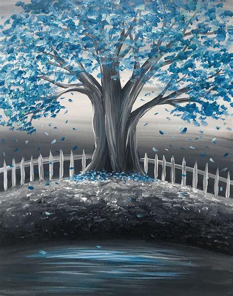 paint nite tree paint nite tree of tranquility